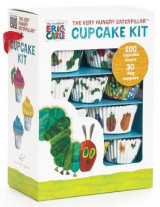 Omslag - The World of Eric Carle the Very Hungry Caterpillar Cupcake Kit