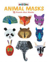 Omslag - The World of Eric Carle Animal Masks