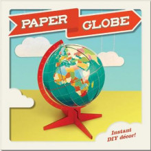 Paper Globe av Chronicle Books (Eske)