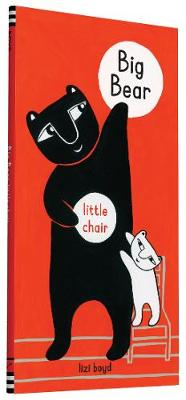 Big Bear Little Chair av Lizi Boyd (Innbundet)