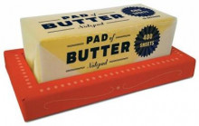 Pad of Butter av Chronicle Books (Notatblokk)