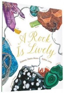 A Rock is Lively av Dianna Hutts Aston (Heftet)