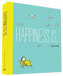 Happiness is... Flexi Journal av Lisa Swerling og Ralph Lazar (Notatblokk)