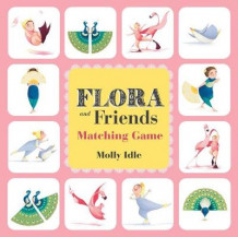 Flora and Friends Matching Game (Spill)