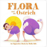 Omslag - Flora and the Ostrich