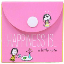 Happiness is... A Little Note av Lisa Swerling og Ralph Lazar (Undervisningskort)