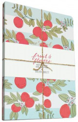 Omslag - Fruit & Flowers Notebook Collection