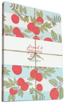 Fruit & Flowers Notebook Collection (Undervisningskort)