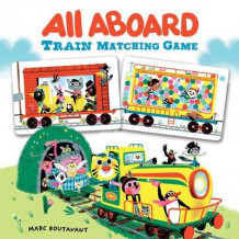 All Aboard Train Matching Game (Spill)