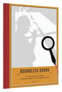 Boundless Books av Postertext Pte Ltd (Innbundet)