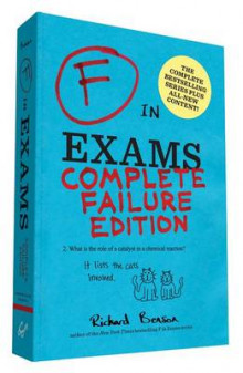 F in Exams: Complete Failure Edition av Kamens Richard Benson (Heftet)