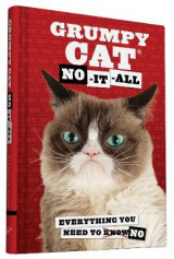Omslag - Grumpy Cat: No-It-All