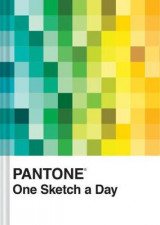 Omslag - Pantone One Sketch a Day