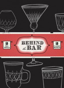 Behind the Bar av Chronicle Books (Andre varer)