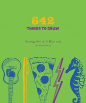 642 Things to Draw: Young Artist`s Edition av 826 Valencia (Minnebok)