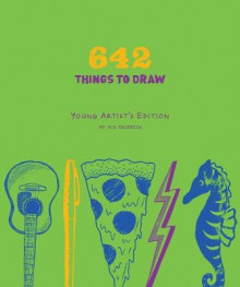 642 Things to Draw: Young Artist's Edition av 826 Valencia (Notatblokk)