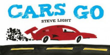 Cars Go av Steve Light (Pappbok)