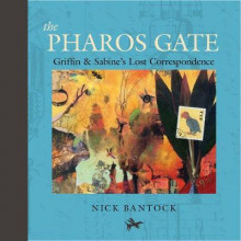 The Pharos Gate av Nick Bantock (Innbundet)