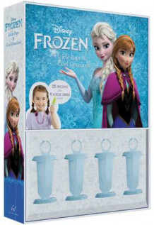 Frozen Icicle Pops and Cool Creations (Eske)