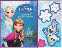 Frozen Cookbook & Cookie Cutters Kit av Sarah Billingsley (Blandet mediaprodukt)
