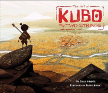 The Art of Kubo and the Two Strings av Emily Haynes (Innbundet)