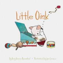 Little Oink av Amy Krouse Rosenthal (Pappbok)