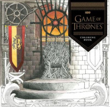 HBO's Game of Thrones Coloring Book (Heftet)