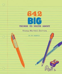 642 Big Things to Write About av 826 Valencia (Minnebok)