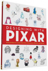 Omslag - Designing with Pixar