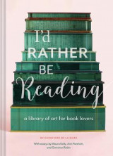 Omslag - I'd Rather Be Reading
