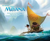The Art of Moana av Jessica Julius og Maggie Malone (Innbundet)