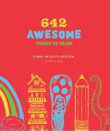 Omslag - 642 Awesome Things to Draw: Young Artist's Edition