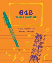 642 Things About Me: Young Writer's and Artist's Edition av Chronicle Books (Notatblokk)