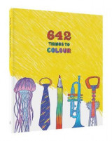 Omslag - 642 Things to Colour