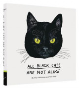 Omslag - All Black Cats are Not Alike