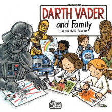 Darth Vader and Family Coloring Book av Jeffrey Brown (Heftet)