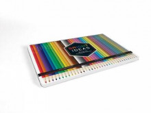 Bright Ideas Deluxe Colored Pencil Set av Chronicle Books (Eske)