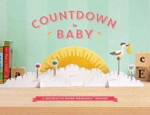 Countdown to Baby av Chronicle Books (Minnebok)