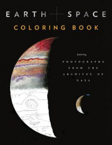Earth and Space Coloring Book av Chronicle Books (Heftet)