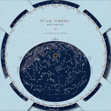Star Wheel Notebook av Chronicle Books (Notatblokk)