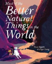 Most of the Better Natural Things in the World av Dave Eggers (Innbundet)
