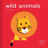 Omslag - TouchThinkLearn: Wild Animals