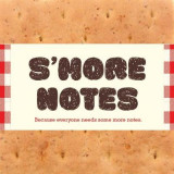 Omslag - S'more Notes