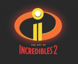 Omslag - The Art of Incredibles 2