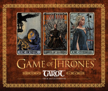 Game of Thrones Tarot av Chronicle Books (Undervisningskort)