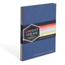 Bright Ideas Productivity Journal av Chronicle Books (Notatblokk)