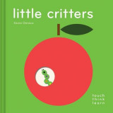 Omslag - TouchThinkLearn: Little Critters