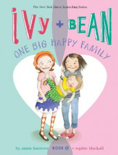 Ivy and Bean One Big Happy Family (Book 11) av Annie Barrows (Heftet)