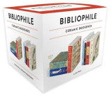 Omslag - Bibliophile Ceramic Bookends