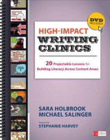 Omslag - High-Impact Writing Clinics
